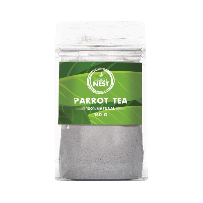 Parrot Tea - white